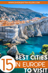 Best Cities in Europe to Visit