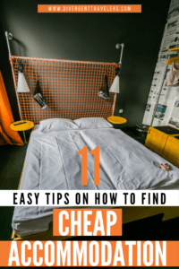 11 Easy Tips on How to Find Cheap Accommodation