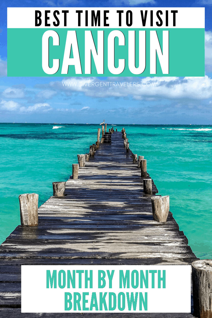 Best Time to Visit Cancun: Month by Month Breakdown