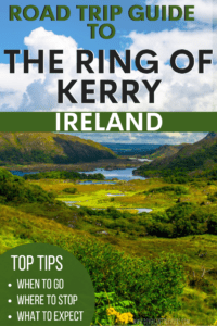 Driving the Ring of Kerry in Ireland: Step by Step Guide