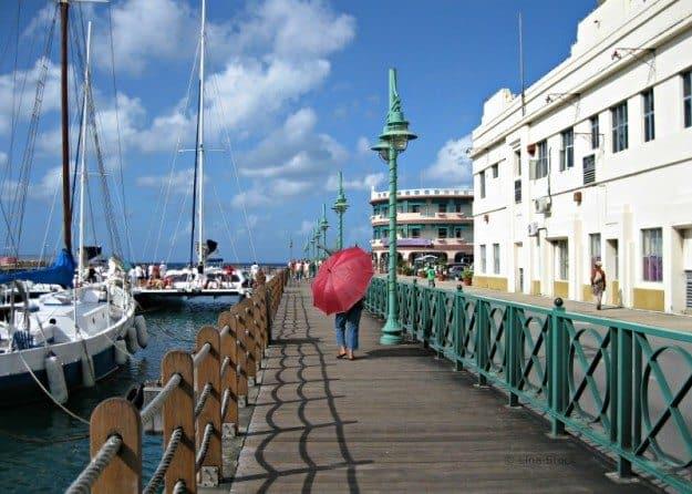 Stroll Through Bridgetown