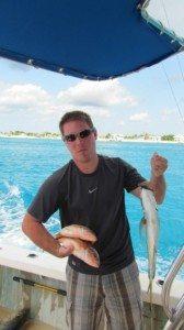 Deep Sea Fishing Cozumel Mexico