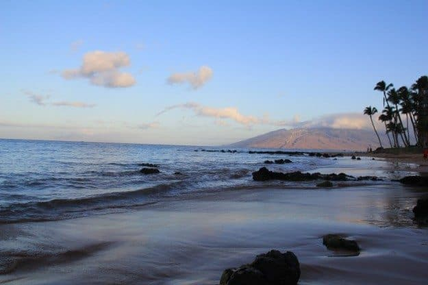 Keawakapu beach- best beaches in Maui