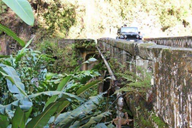 Road to Hana Bridge Maui- Divergent Travelers