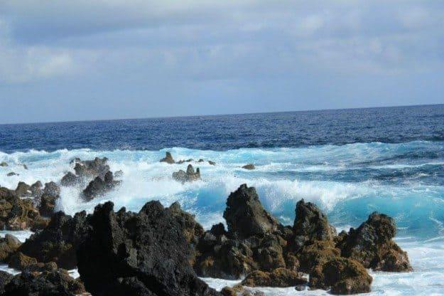 Road to Hana Ke'anae Peninsula Maui