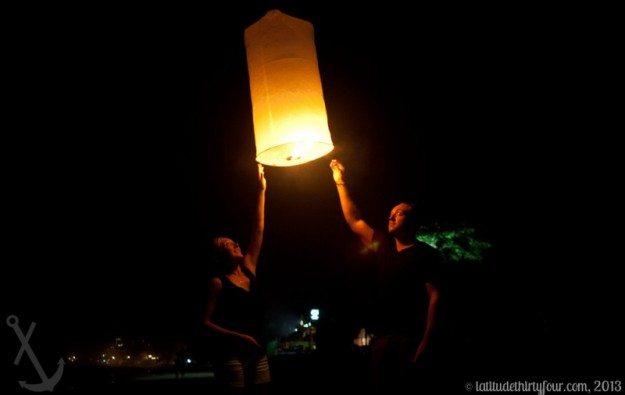 Phuket Thailand Lantern
