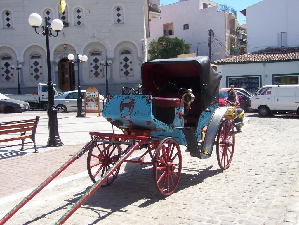Samos Town Vathi