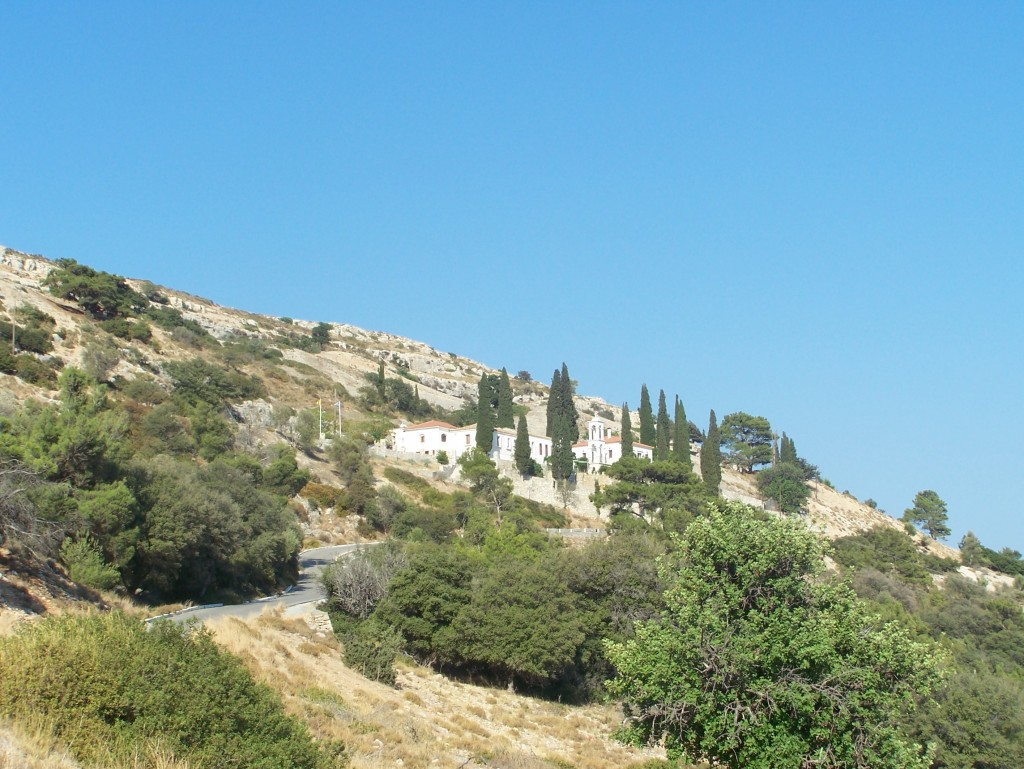 Samos Spiliani Monestary