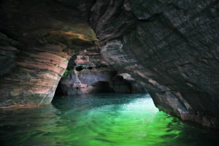 Meyers Beach Sea Caves 2013 Favorite Photos