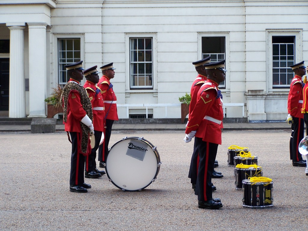 London England Changing of the Guard