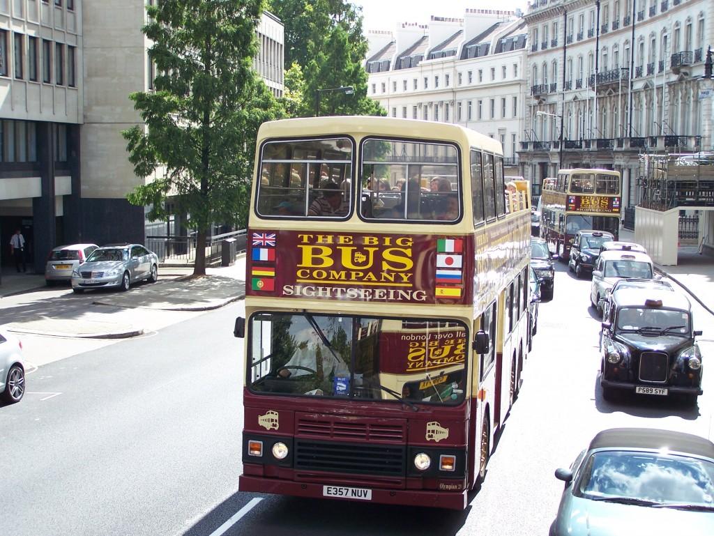 London Big Bus Company