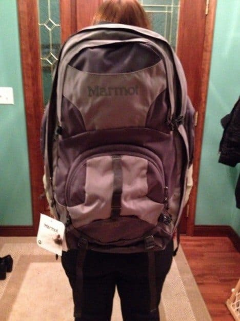 Marmot Clearwater 50L