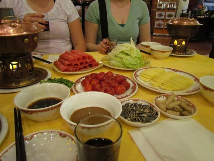 Beijing Food Hot Pot