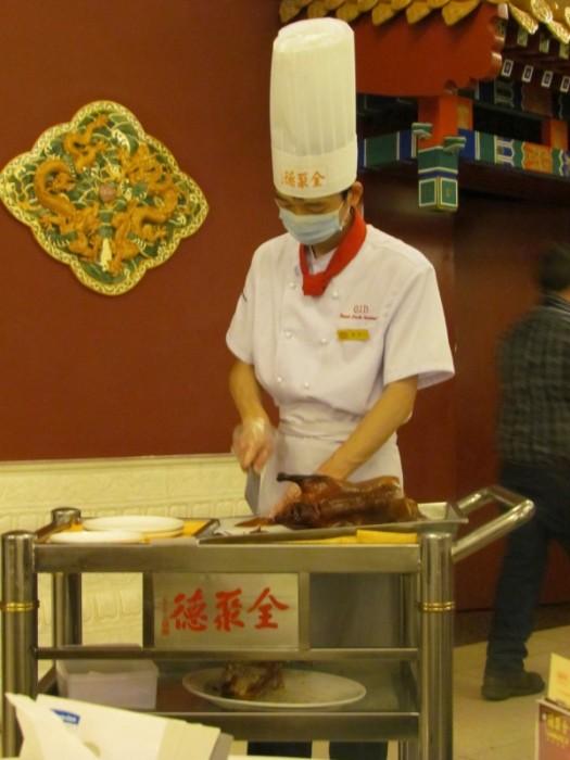 Beijing Food Peking Duck