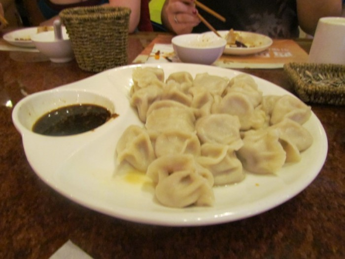 Beijing Food Dumplings