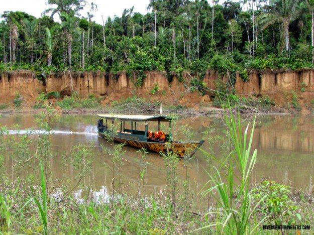 amazon boat