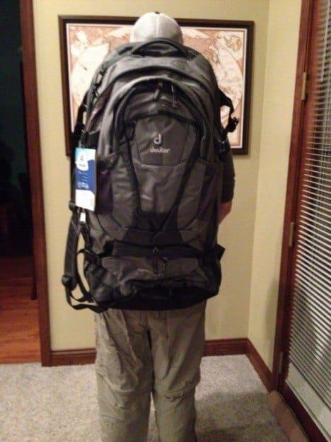 Deuter Traveller 70+10 Review