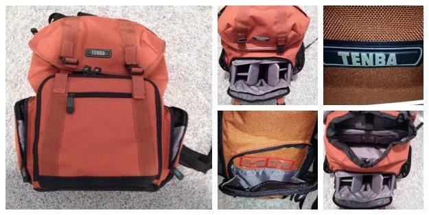 RTW Electronics Tenba Backpack