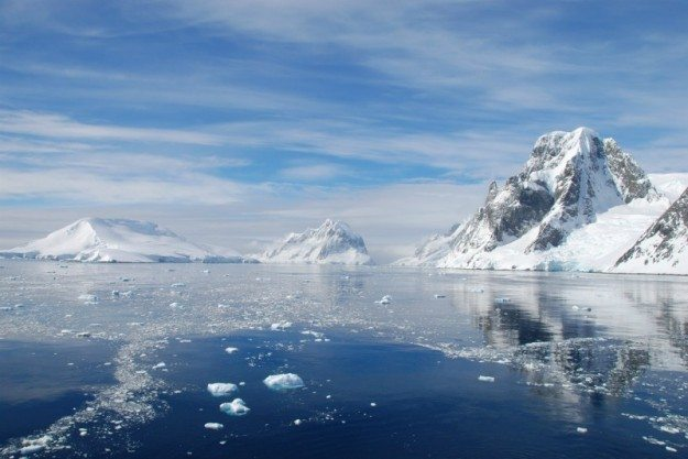 Antarctica RTW