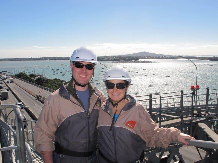 Auckland Bridge Climb