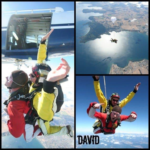 Skydive Taupo Tandem Skydiving