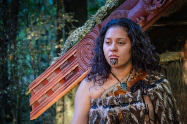 Tamaki Maori Village