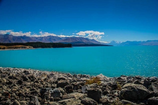 Lake Tekapo Lake Pukaki