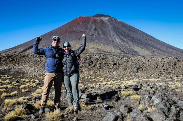Tongariro Crossing Taupo New Zealand adventure bucket list