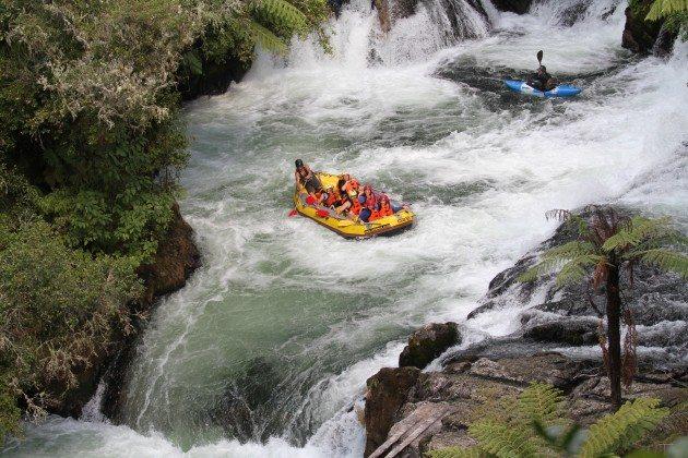 River Rats Rafting Rotorua