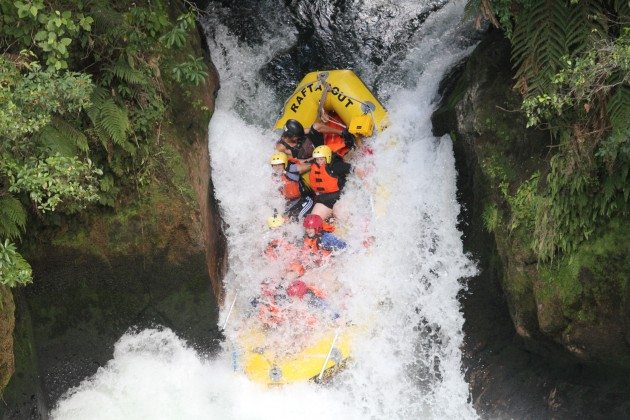 River Rats Rafting Rotorua -adventure bucket list
