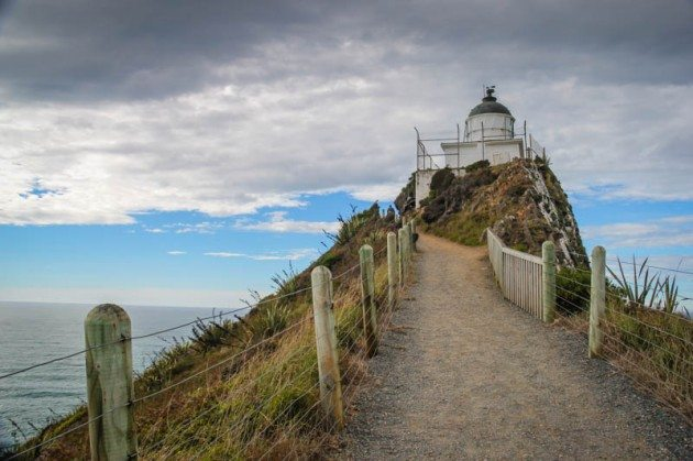 Nugget Point Lighthouse The Catlins New Zealand