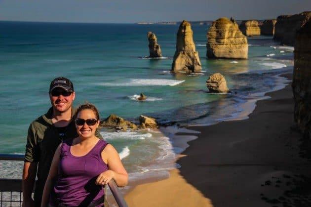 Great Ocean Road Australia Twelve Apostles