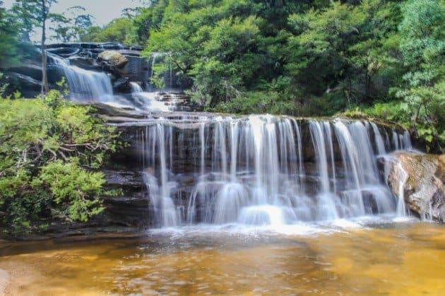 wentworth falls Blue Mountains Australia