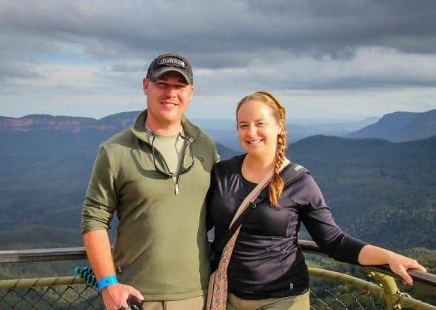 Divergent Travelers Blue Mountains Australia