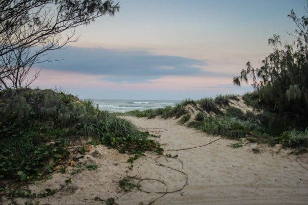 Fraser Island Camping- adventure bucket list