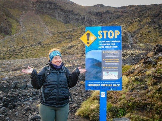 Tongariro Crossing New Zealand