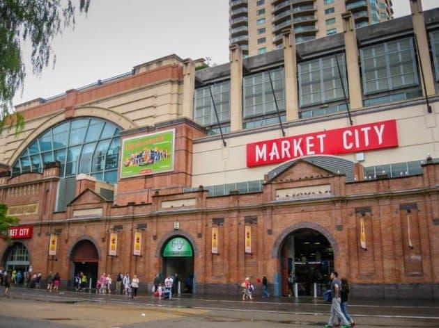 Paddy's Market Sydney Australia
