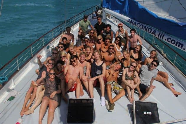 Anaconda III Whitsundays australia