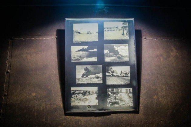 WWII Oil Storage Tunnels Darwin Australia