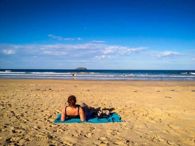 Emerald Beach Australia RTW Recap