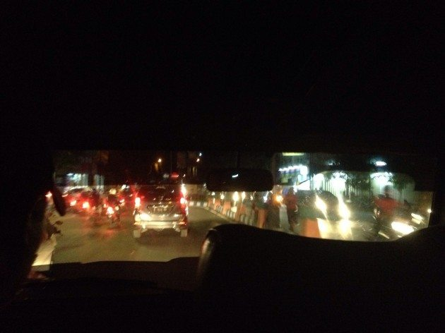 Bali Traffic Indonesia