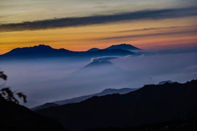 Mount Bromo Sunrise Indonesia