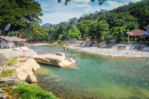 RTW Recap Bukit Lawang Sumatra Indonesia