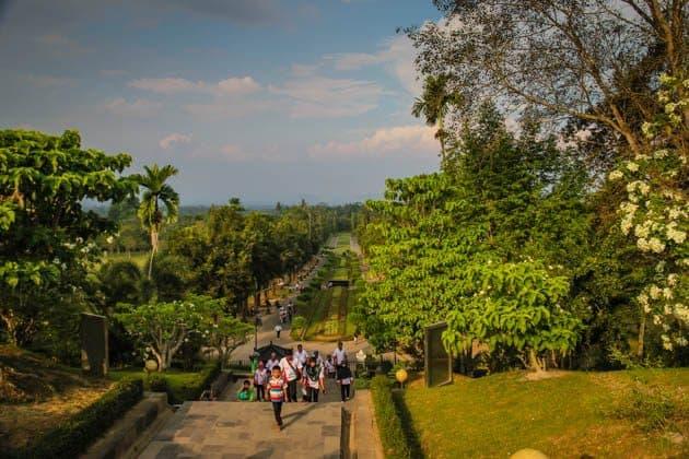 Borobuduer Temple Indonesia