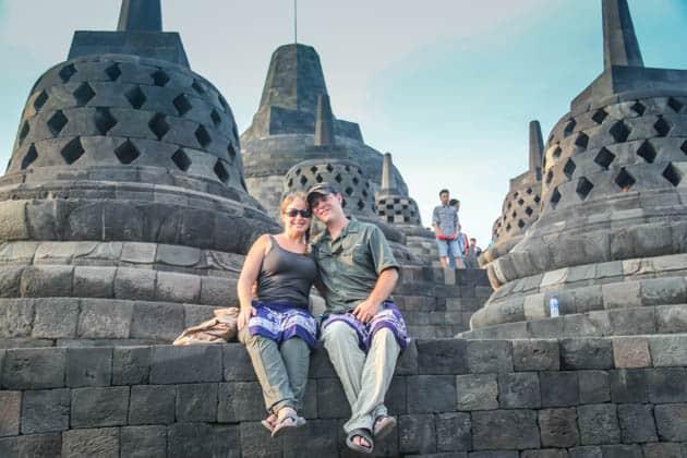 Borobudur Temple Indonesia Divergent Travelers