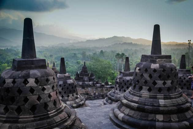 Borobudur Temple Top Things To Do in Indonesia