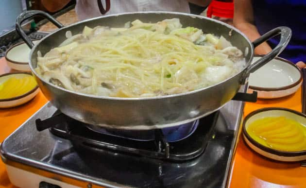 Ongo Food Tours Adventure Royal Rice Cake South Korea