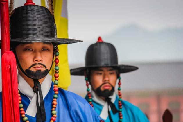 Gyeongbokung Palace Seoul South Korea Divergent Travelers