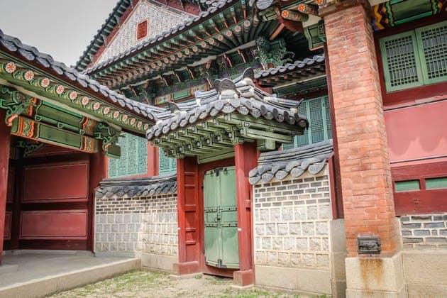 Changdeokgung Palace Seoul South Korea Divergent Travelers