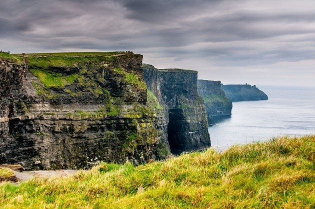 Gary Arndt Everything Everywhere Cliffs of Moher Ireland